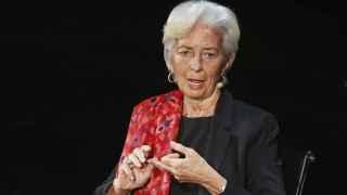 Christine Lagarde ve un riesgo creciente de estancamiento secular en la economía mundial