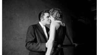 Los famosos prefieren besarse en las películas