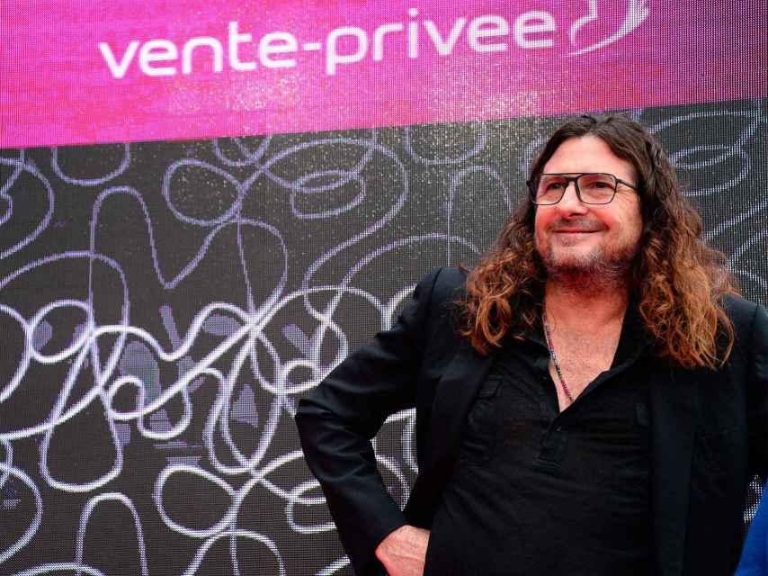 El fundador de Vente-Privee, Jacques-Antoine Granjon.
