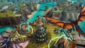 Defiende tu imperio con dragones en War Dragons, ahora disponible en Android