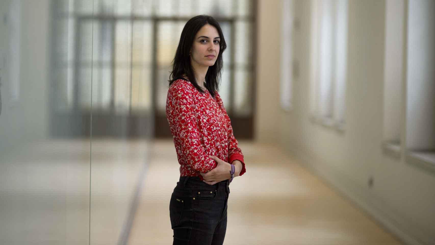 Rita Maestre también milita en Podemos.