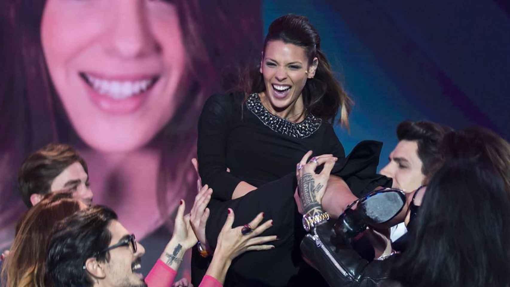 Laura Matamoros ganadora de GH VIP 4