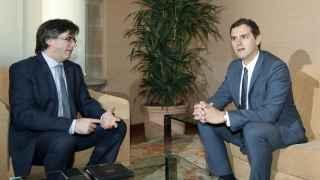 Rivera pide a Rajoy