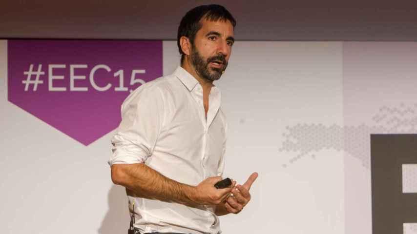 El director general de Adigital, José Luis Zimmermann.