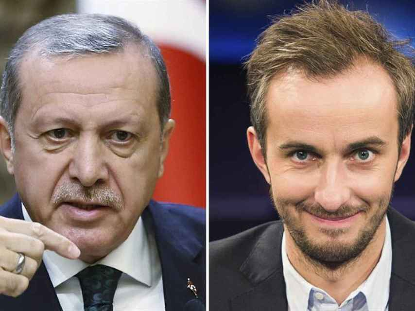 A Erdogan no le han gustado las emisiones del humorista alemán, Jan Böhmermann.