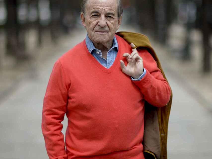 José María García, en una entrevista con EL ESPAÑOL.