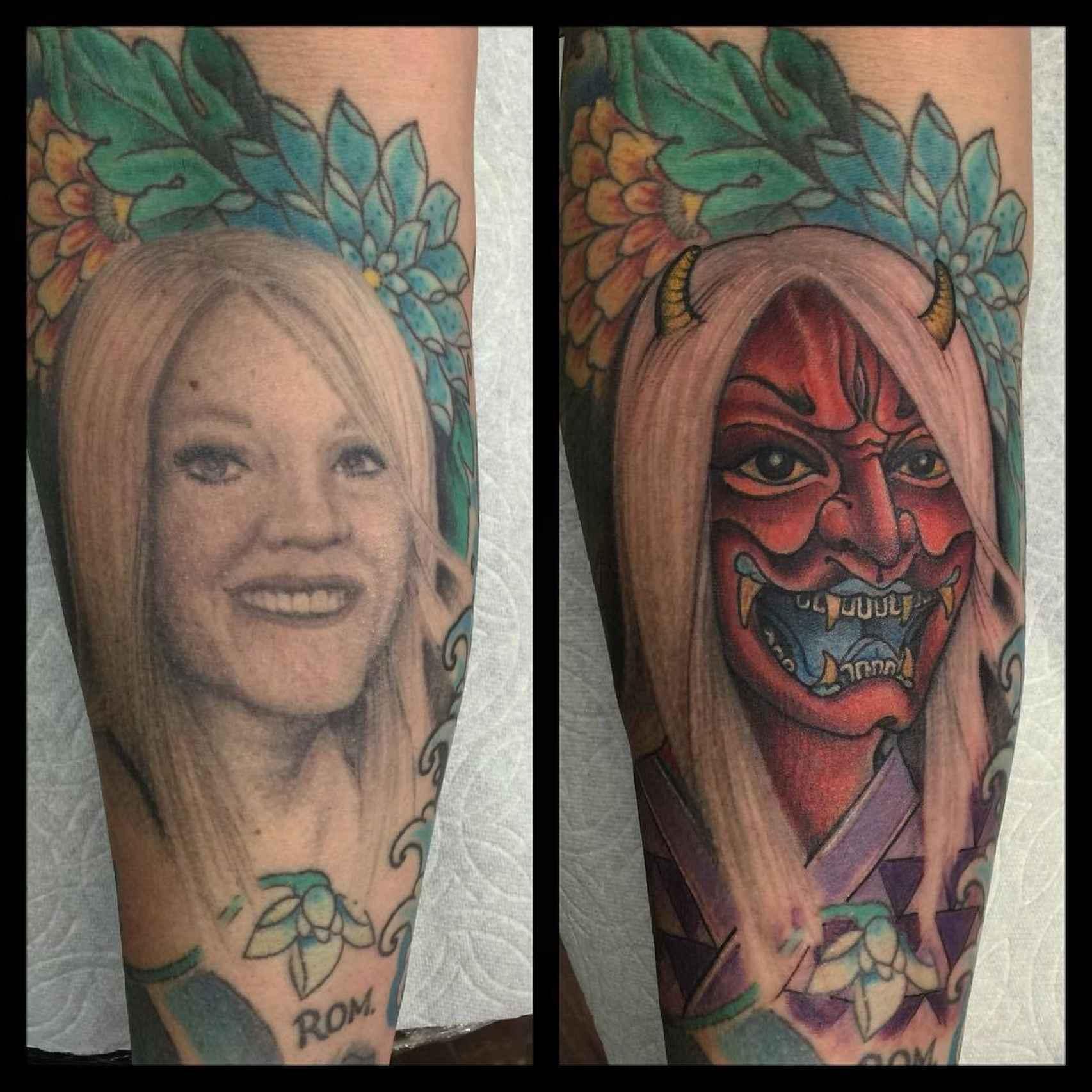 El tatuaje con más despechado