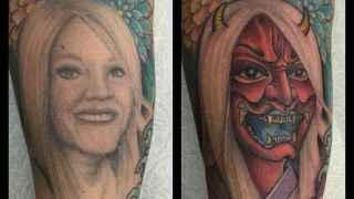 Del peor fotógrafo de bodas al tatuaje por despecho