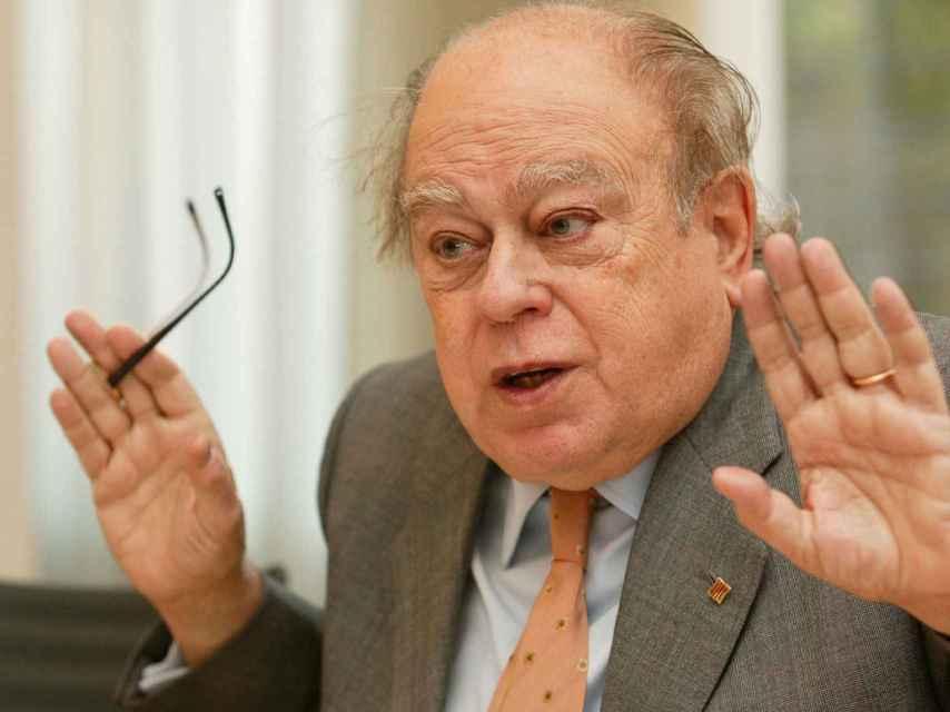 El ex presidente de la Generalitat Jordi Pujol.