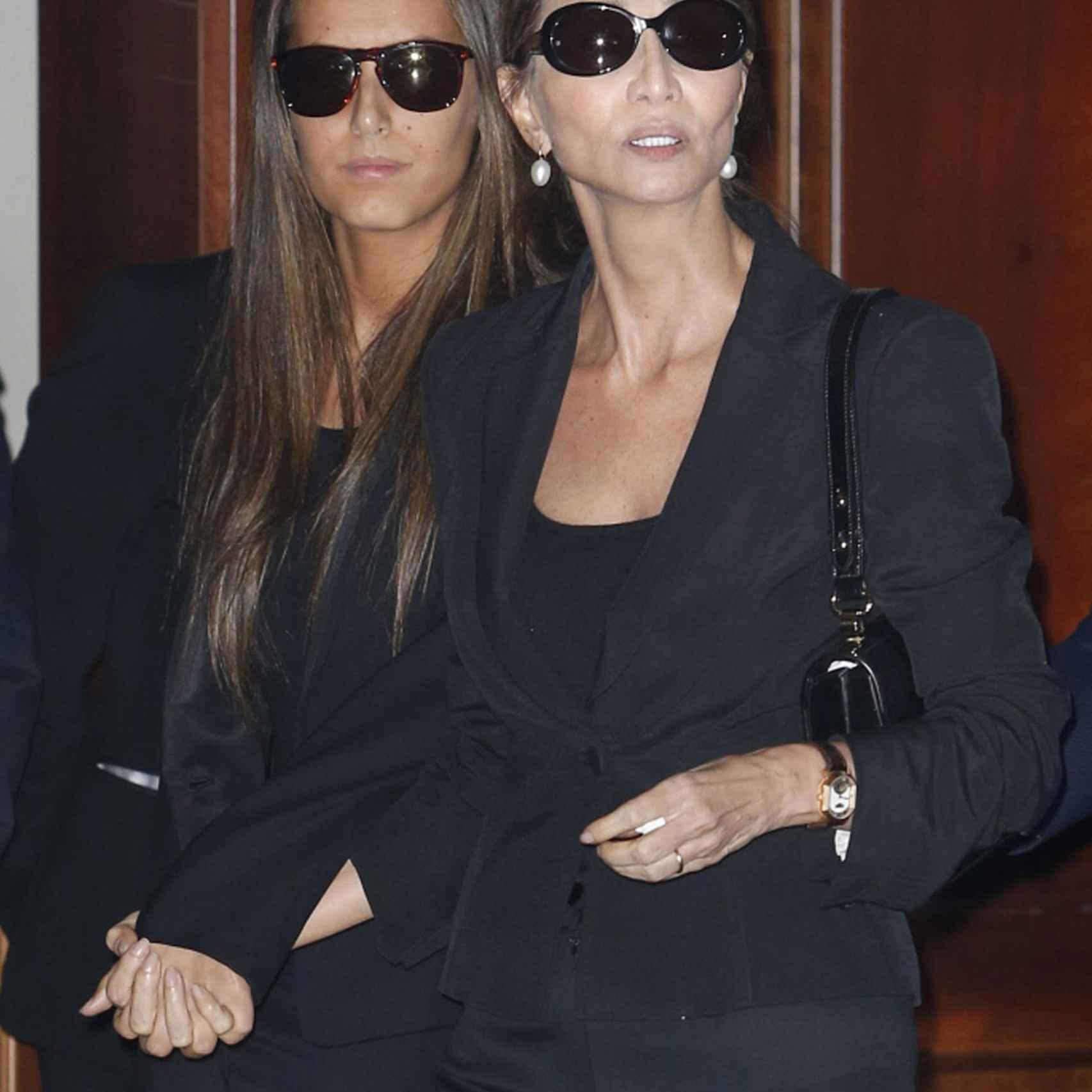 Isabel y su hija Ana siempre han estado muy unidas