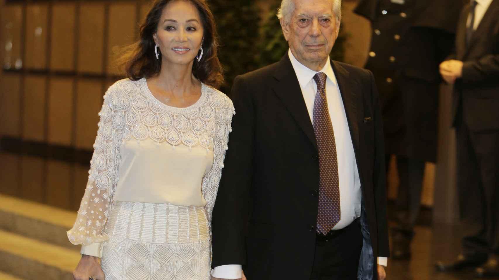 El Nobel se mudo a la casa familiar de Preysler en Puerta de Hierro