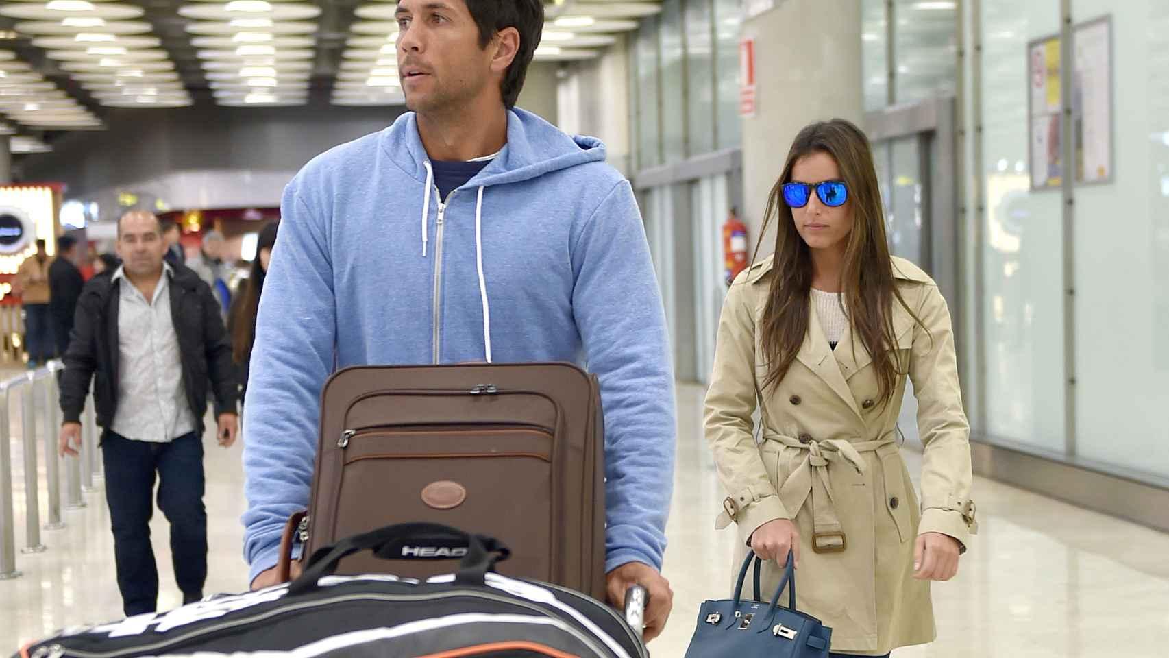 Ana vive desde hace unos meses con su novio, el tenista Fernando Verdasco