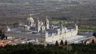 Palacio de El Escorial.