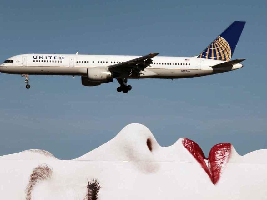 La jaqueca del avión es un mal frecuente.