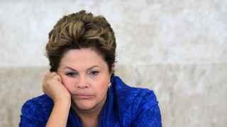 El Senado podría apartar a Dilma Rousseff de su cargo.