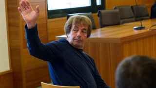Jaime Giménez Arbe, El Solitario, durante su juicio