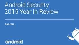 Los datos de Google muestran que Android cada vez es más seguro