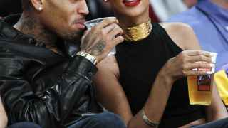 Chris Brown maltrató a Rihanna