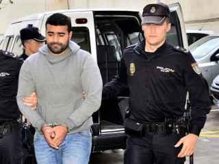 Un yihadista detenido en abril en Palma que pretendía atentar en España.