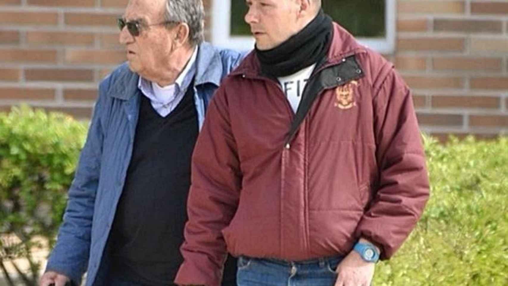 Carlos Fabra sale de prisión de Aranjuez en aplicación del tercer grado