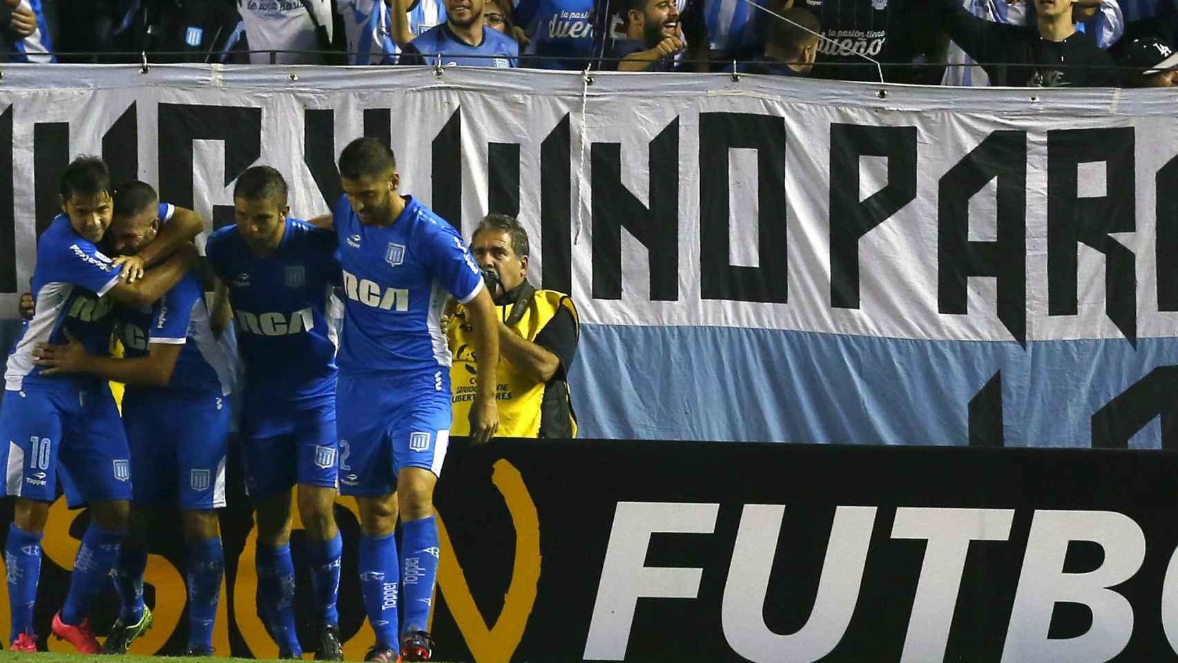 El fútbol televisado, objeto de deseo en Argentina.