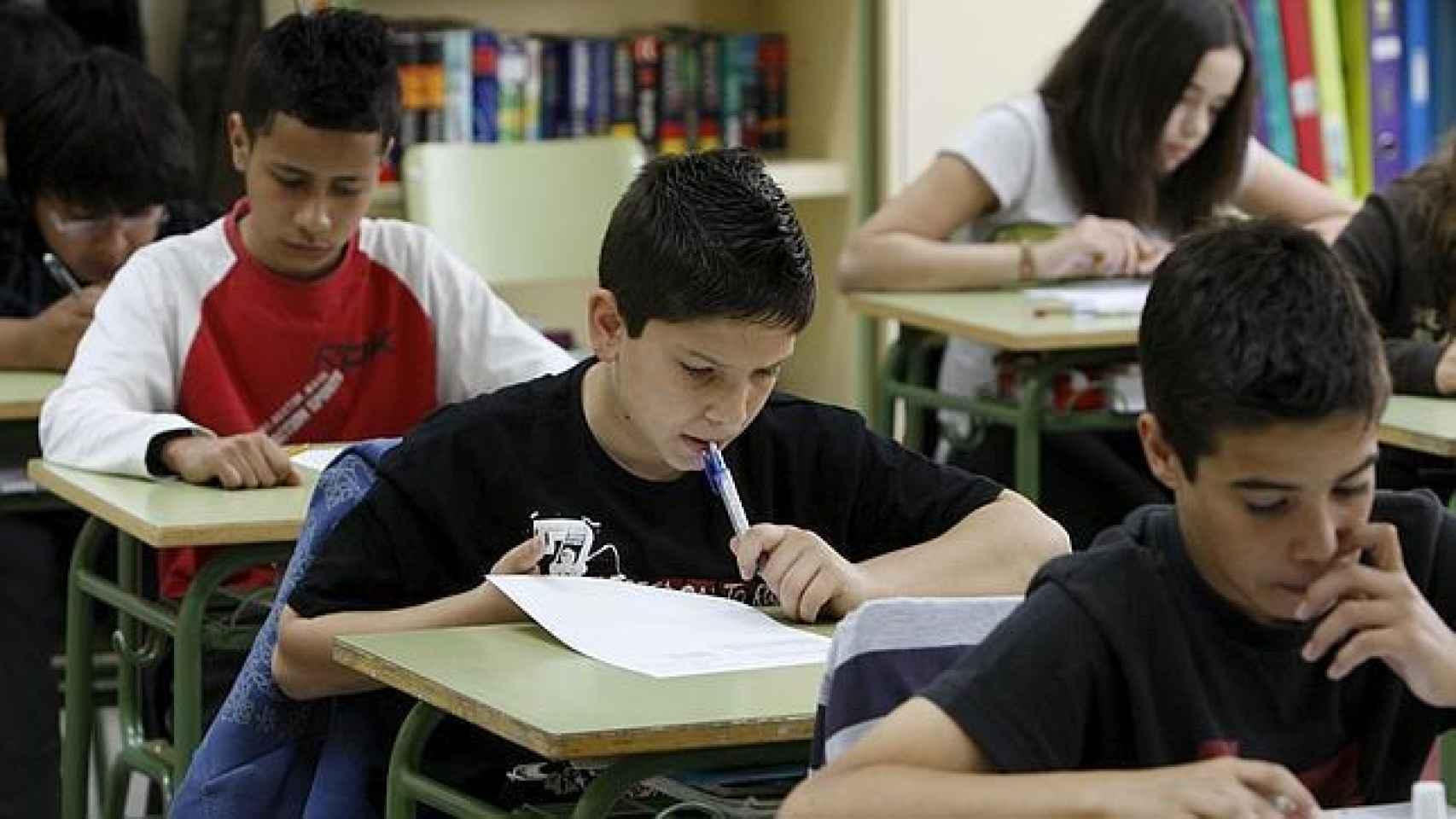 Más de 450.000 alumnos de 12 años deberían hacer la evaluación antes de que finalice el curso.