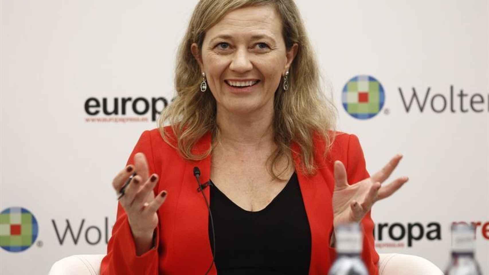 La diputada de Podemos Victoria Rosell