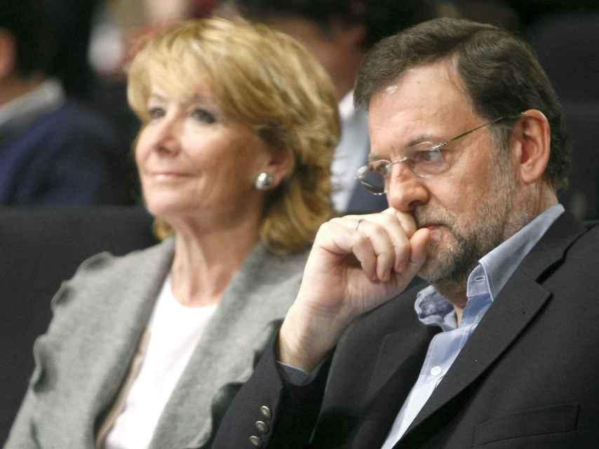Esperanza Aguirre dimitió como presidenta del PP de la Comunidad de Madrid.