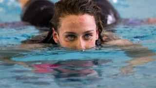 Mireia Belmonte, una de las grandes esperanzas del olimpismo español en Río.