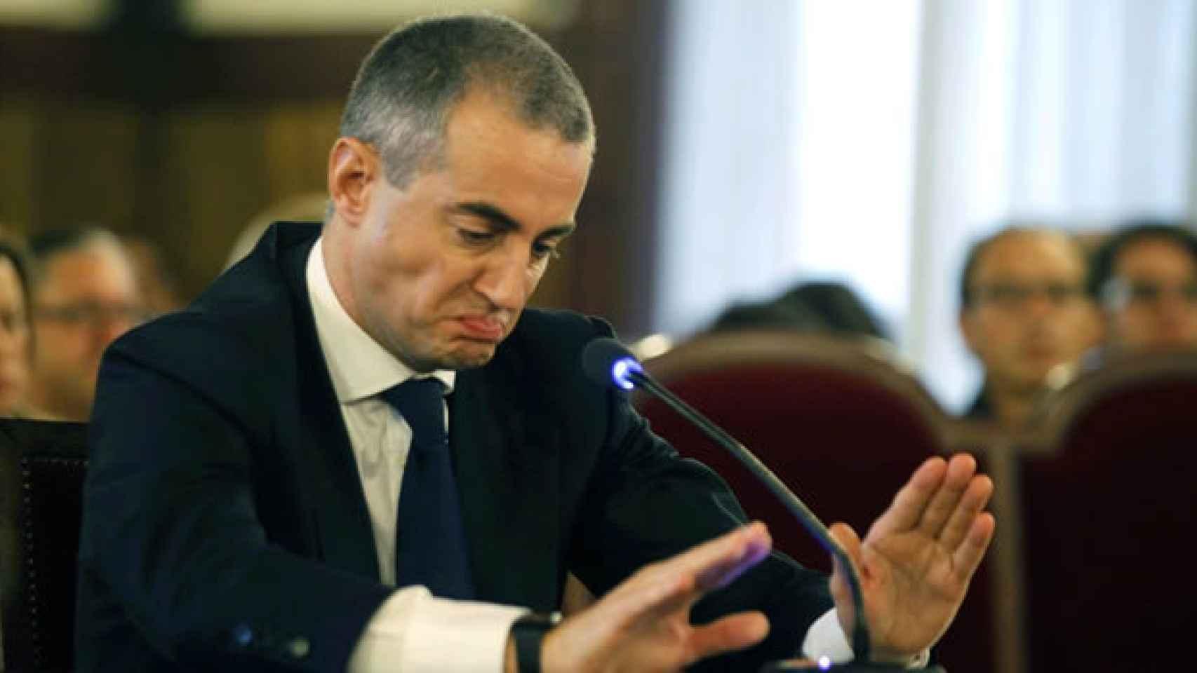 El exsecretario regional del PP Ricardo Costa