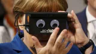 La canciller alemana Angela Merkell.