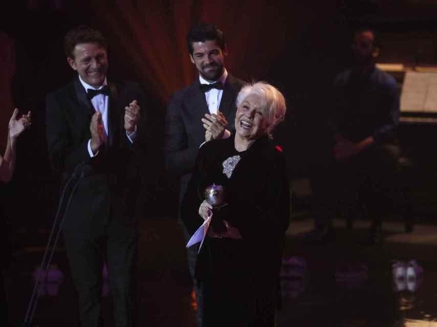 Lola Herrera, premio Max de Honor.