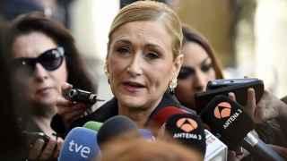 Cristina Cifuentes: Mi secreto es ser accesible para toda la prensa