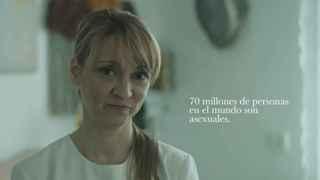 Lucía es una de las protagonistas del anuncio