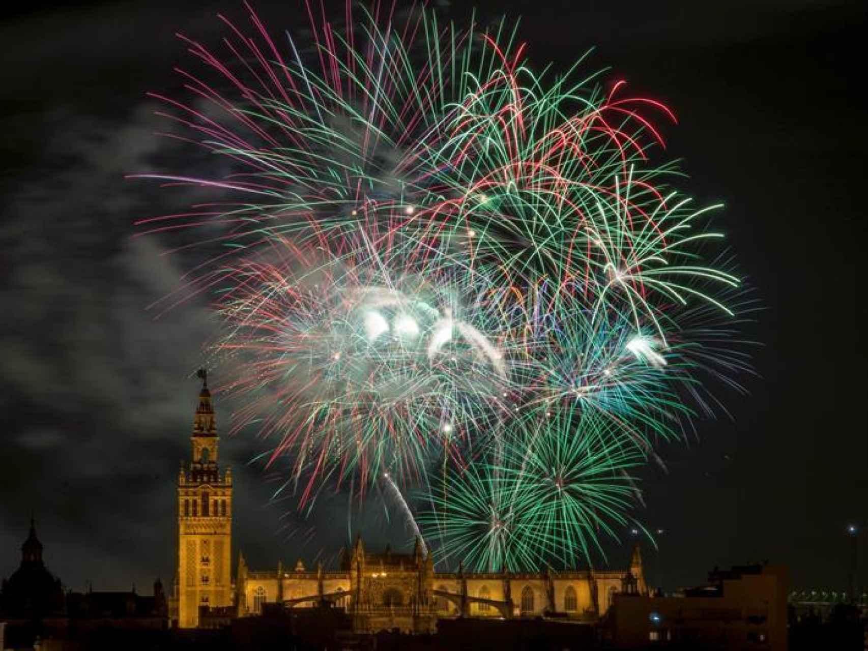 Sevilla despide la Feria de Abril.