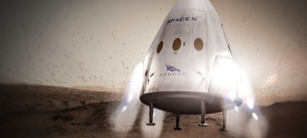 spacex marte 3