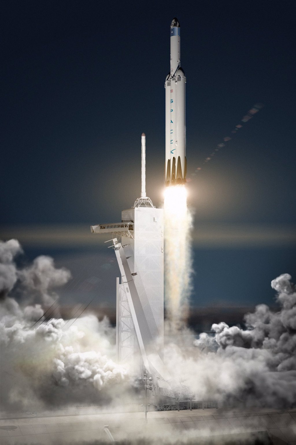spacex marte 2