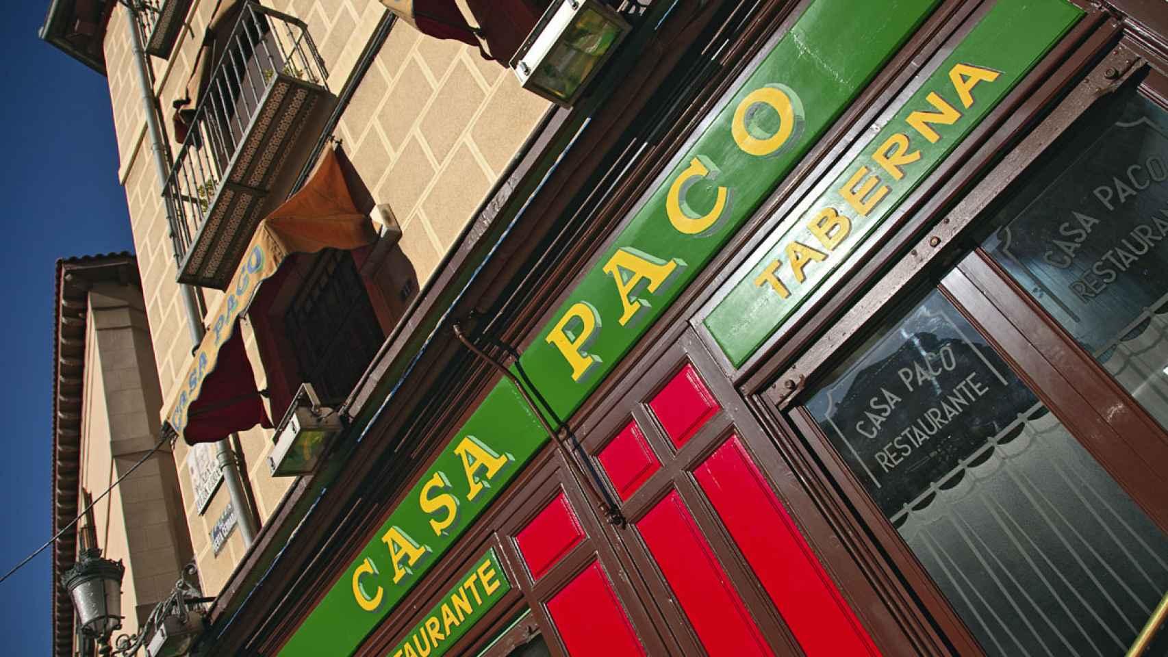 Casa Paco.