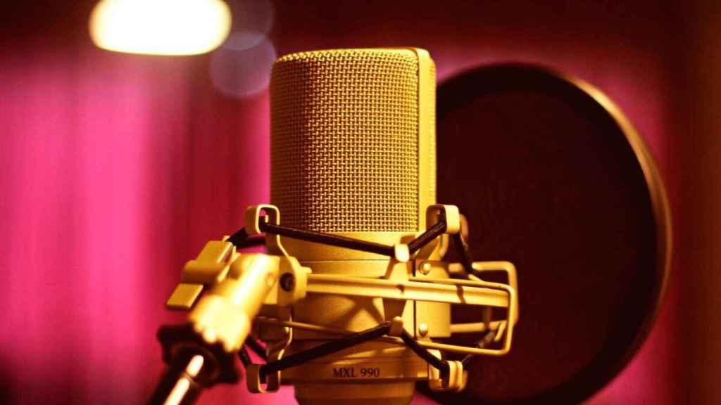 El audio es una pieza fundamental para los directos.