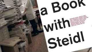 Cómo hacer un libro con Steidl