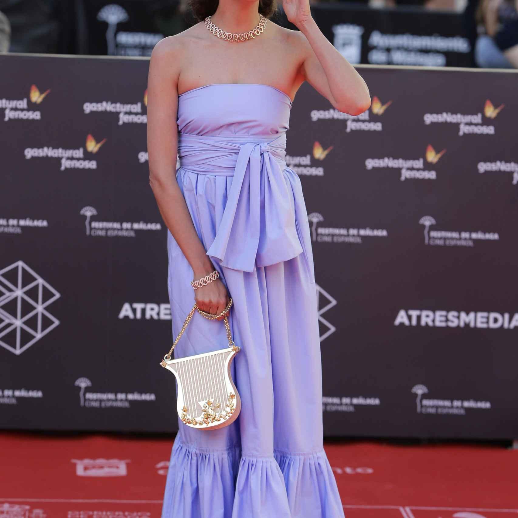 Macarena Gómez fiel a su estilo transgresor