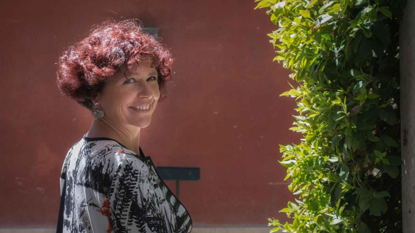 Icíar Bollaín habla de las raíces familiares y del patrimonio natural en El olivo.