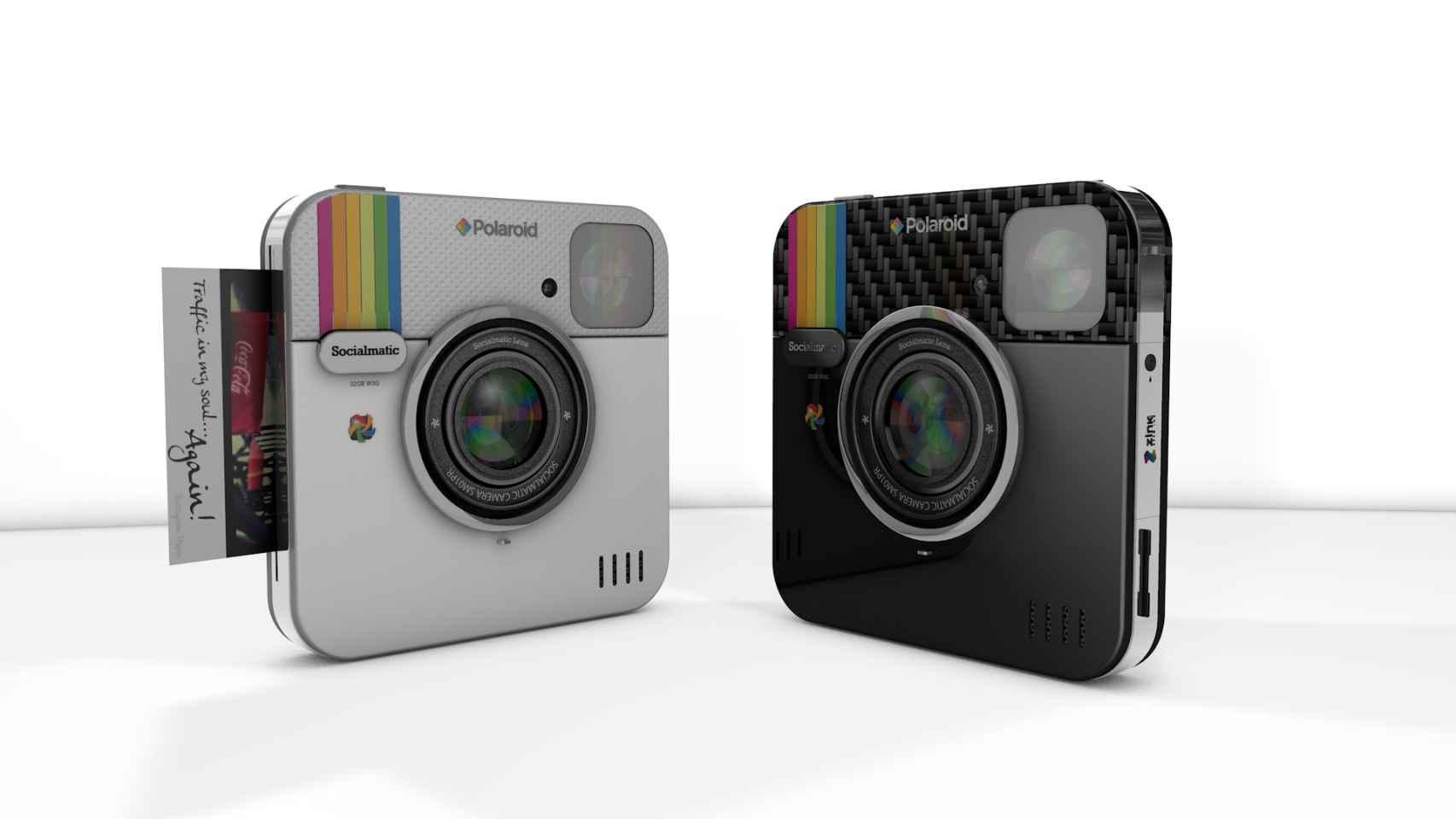 Socialmatic, la cámara 'vintage' para amantes de Instagram
