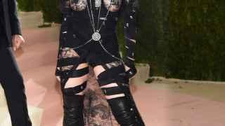 Madonna, una de las peor vestidas de la Gala del Met 2016