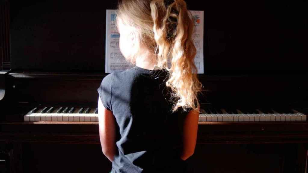 Música matemáticas y niños