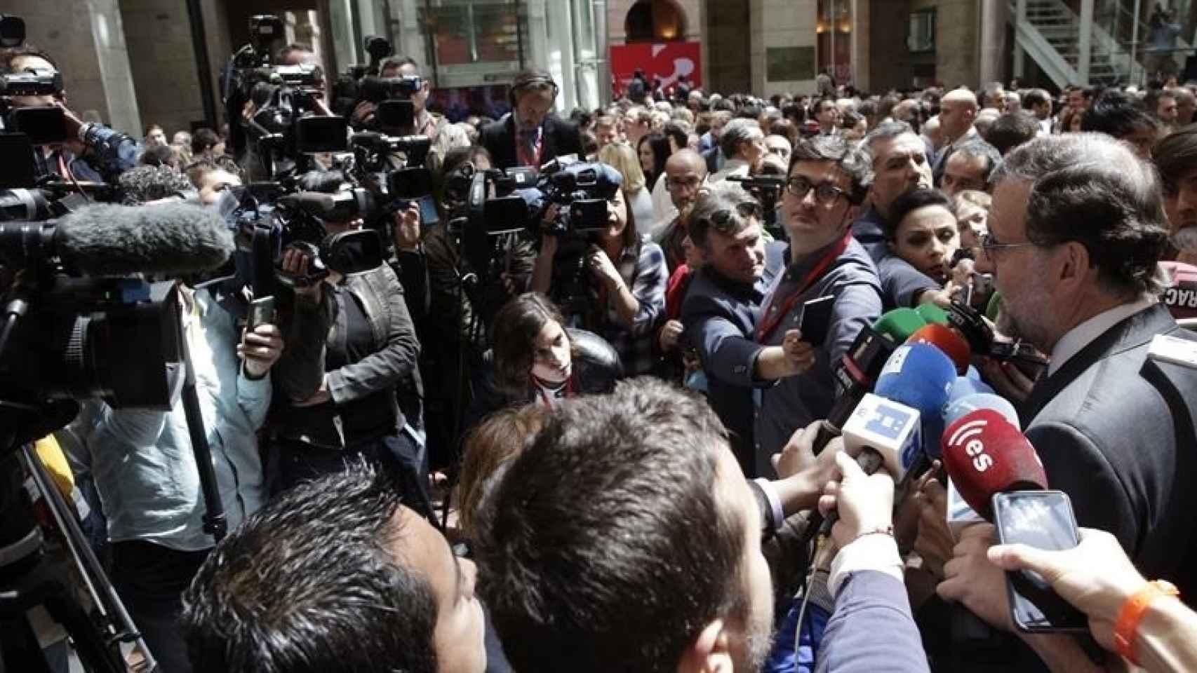 El presidente del Gobierno en funciones, Mariano Rajoy/EFE/Zipi