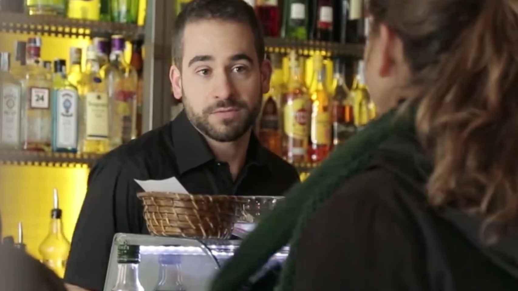 ¿Y si el camarero te hace pagar por lo que no han pagado otros?