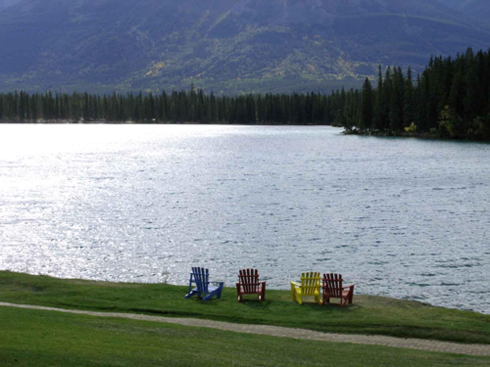 El Lago Beauvert.