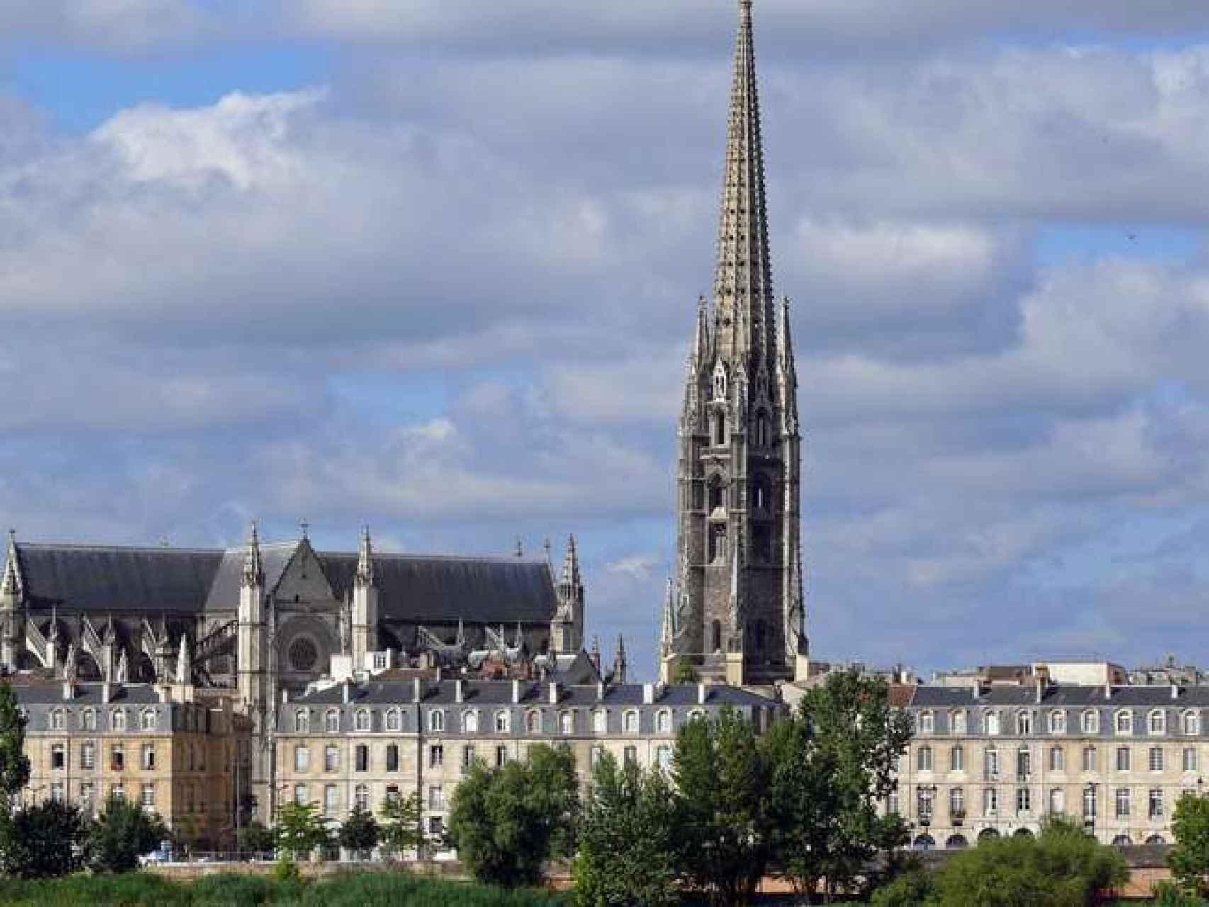 Vista de la Basílica de San Michel. /