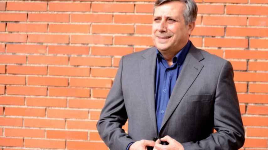 El diputado provincial de Ciudadanos Antonio López Martín.